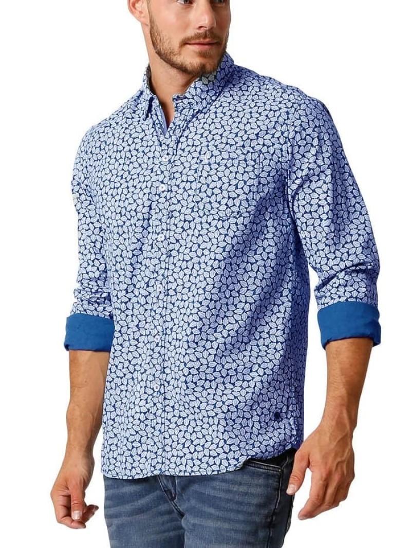 Twinlife sportliche Herrenhemden - 851632MSH 6501 bb220e79ae