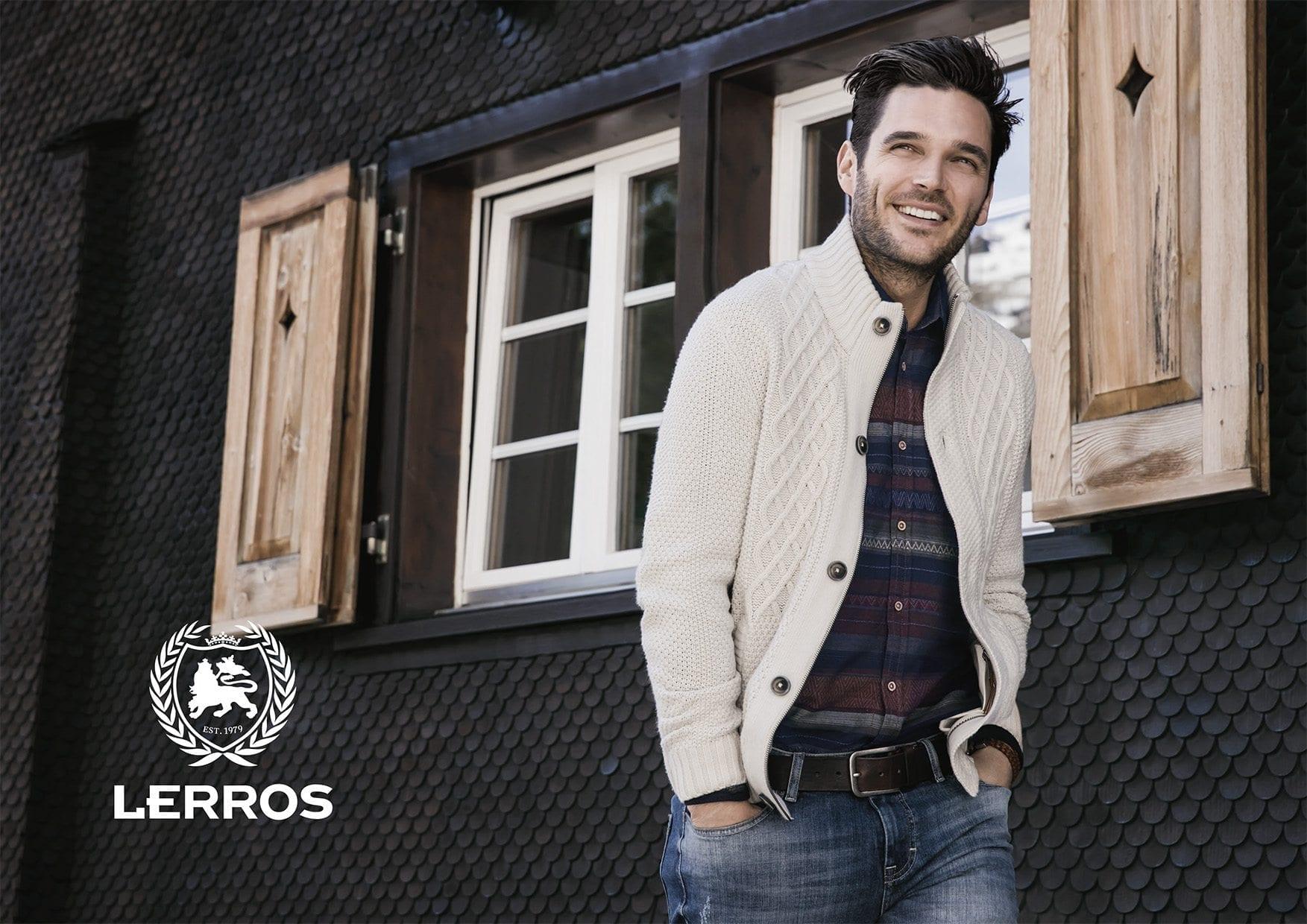 LERROS Online shop - Herrenmode - Herbst   Winter 2017 e722e7852d