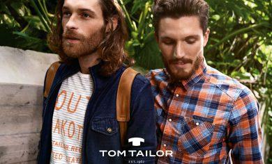 TOM TAILOR (Frühjahr / Sommer 2017)