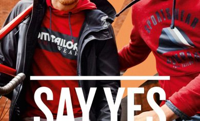 TOM TAILOR – SAY YES (Herbst/Winter 2018)