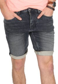 James-short Blauw
