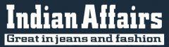 Indian Affairs en Rough denim jeans
