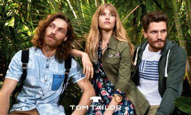 TOM TAILOR Denim: #ttdjustplay (Frühjahr/Sommer 2017)