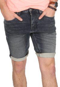 James-short Blauw